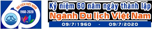 Kỷ niệm 60 năm ngày thành lập Ngành Du lịch Việt Nam