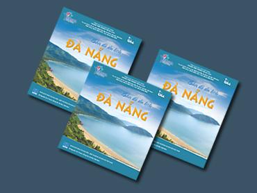Tờ gấp Bản đồ du lịch Đà Nẵng