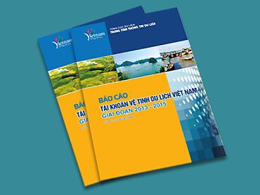 Báo cáo tài khoản vệ tinh du lịch Việt Nam giai đoạn 2013 – 2015