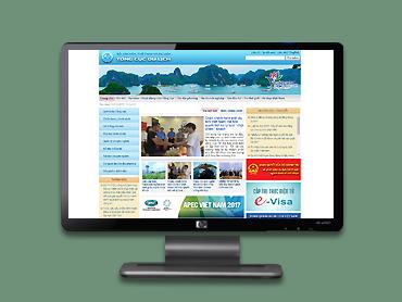 Trang tin điện tử của Tổng cục Du lịch www.vietnamtourism.gov.vn